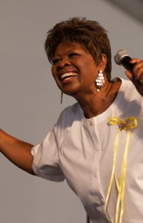 Irma Thomas' Tribute to Mahalia Jackson at the 2012 New Orleans Jazz & Heritage Festival presented by Shell  ©2012 Douglas Mason