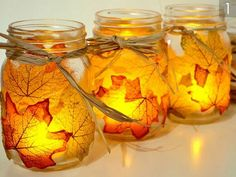 20 Amazing Mason Jar Crafts That Will Get You Really Excited!   DIY Project