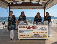 About us - Lucibello Positano boat excursions, water taxi, charter
