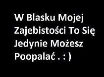Stylowa kolekcja inspiracji z kategorii Humor Sad Quotes, Happy Quotes, Life Quotes, Inspirational Quotes, Unloved Quotes, Wtf Funny, Funny Memes, Polish Memes, You Deserve Better