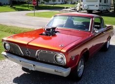 For sale Plymouth Barracuda 1966
