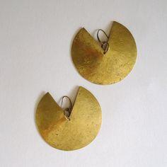 African earrings tribal earring africa jewelry by havanaflamingo