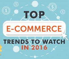 Ecommerce trends to watch 2016 [Infographic] These trends will shape the ecommerce industry this year Ecommerce business is on the rise, as online shopping is predicted to increase by in 2016 in. Online Trading, The New Normal, Article Design, Business Goals, Best Wordpress Themes, Online Sales, Social Media Marketing, Marketing Strategies, Ecommerce