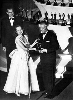 Ronald Colman winner of Best Actor for 'A Double Life' during the 20th Annual Academy Awards held at the Shrine Auditorium in Los Angeles, California on March 20, 1948
