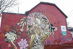 The Best Street Art in Toronto's Kensington Market | brittanymthiessen.com