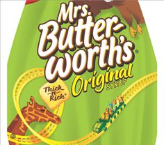 Win a trip to Busch Gardens in Mrs. Butterworth's Family Fun Sweet-Stakes  #BuschGardens  #MrsButterworth #Sweetstakes