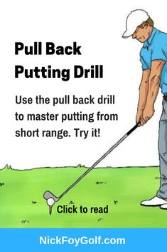 Learn Tiger Woods golf putting drill that will fix your putting stroke and help you start putts on line. This golf drill is challenging but can help your short game Weight Training Schedule, Golf Mk4, Golf Downswing, Mens Golf, Golf Putting Tips, Golf Practice, Golf Instruction, Golf Exercises, Workouts