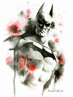Batman - Arkham City by kleinmeli.deviantart.com on @deviantART