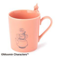 CM65 マグカップ(リトルミイ) /MOOMIN×AfternoonTea