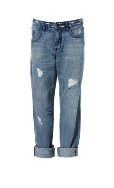SASS & BIDE - Boyrfriend Denim Jeans. $150 available now at The Label Boutique