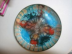 Links to instructions on using separation enamels