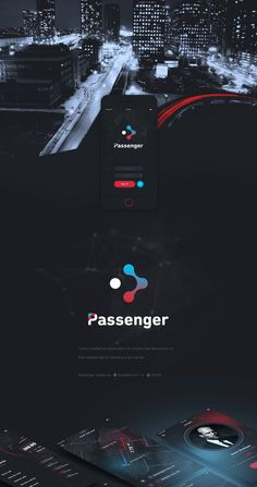 "Check out this @Behance project: ""Passenger APP."" https://www.behance.net/gallery/43993159/Passenger-APP"