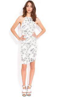 Ladies Dresses   Sketch Dress   WISH