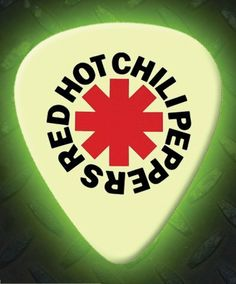 Printed Picks Company Red Hot Chili Peppers RHCP 5 X Glow In The Dark Premium Guitar Picks by Printed Picks Company. $7.99. Red Hot Chili Peppers RHCP 5 X Glow In The Dark Premium Guitar Picks. Save 22%!