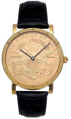 Corum Double Eagle