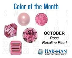 If you are planning a birthstone-themed design, you need the beautiful birthstone chart our creative team has developed. Featuring a selection of Swarovski flatbacks, beads and pearls for each month, the chart is a great addition to you planning toolkit! Visit www.harmanbeads.com to download the chart for free.