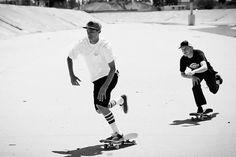 "Dickies Skate ""Skating L.A."" Commercial by Atiba Jefferson"