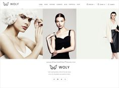 Woly is beautifully design modern #WordPress theme for multipurpose #fashion #models website with 32+ stunning homepage layouts download now➩ https://themeforest.net/item/woly-multipurpose-theme-with-a-huge-collection-of-modern-layouts-for-all-your-needs/16792571?ref=Datasata