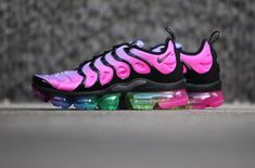 purchase cheap 3d4e4 3d92d Celebrate LGBTQ Pride Month With The Nike Air VaporMax Plus Be True