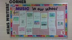 Music in Our Schools Month - Writing Prompts
