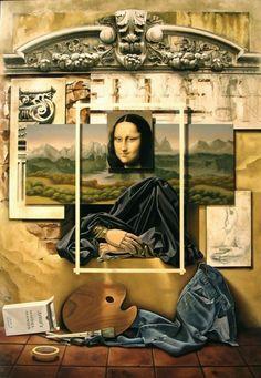 0572 [Jeffrey Batchelor] The girl in the window
