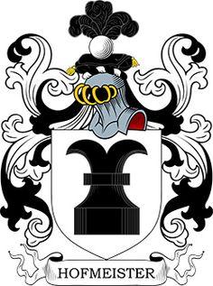 Hofmeister  Coat of Arms