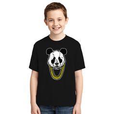 Panda Desiigner Youth T-shirt | Customon.com
