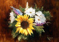 """Floral Study #1"" - 2011"