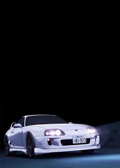 *insert clever title here* Toyota Supra Mk4, Toyota Cars, Tuner Cars, Jdm Cars, Nissan Skyline Gtr R32, Car Gif, Jdm Wallpaper, Street Racing Cars, Drifting Cars
