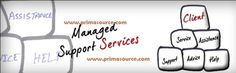 Managed Service Provider at www.primasource.com