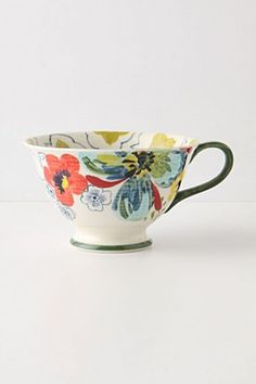 Sissinghurst Castle Mug | Anthropologie.eu