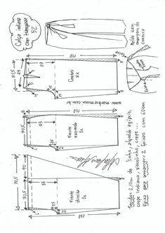Sewing Pants, Sewing Clothes, Costura Fashion, Pattern Draping, Square Pants, Sewing Lingerie, Sewing Lessons, Indiana, Fashion Design Sketches