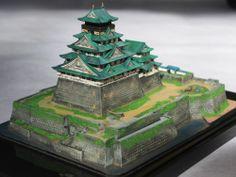 """Doyusha """"Osaka-castle"""""""