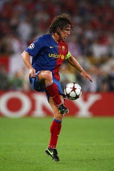 35 Ideas De Carles Puyol Carles Puyol Visca Barça Fútbol