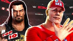 WWE Games - Top 10 WWE Gameplay Trailers Ever | WWE All Stars, Champions...