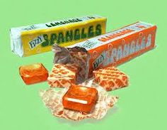 Spangles - remember these? I loved them! Nan used to bring me a packet if she picked me up from school