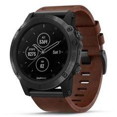 Orologio Uomo Garmin Fēnix Plus Sapphire GPS Smartwatch Multisport Smartwatch, Fitness Tracker, Sport Fitness, Luxury Watches, Rolex Watches, Cool Watches, Watches For Men, Cheap Golf Clubs, Golf Gps Watch