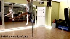 Pole Dance Combinations - Inspiration Video Vol. 2 by Jeannine Wilkerling