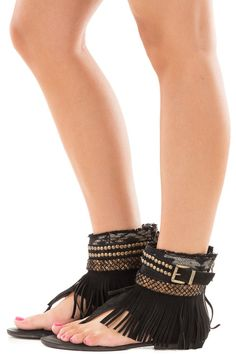 Lime Lush Boutique - Black Suede Sandal with Fringe and Studded Detail , $89.99 (https://www.limelush.com/black-suede-sandal-with-fringe-and-studded-detail/)#summer #summerottd#hot#fashion#happy#photooftheday#followme#follow#cute#tagforlikes#beautiful#girl#like#selfie#picoftheday#summer#fun#smile#friends#like4like#pinterestfollowers