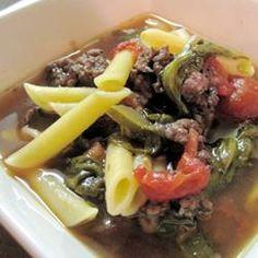 Best Italian Sausage Soup Allrecipes.com
