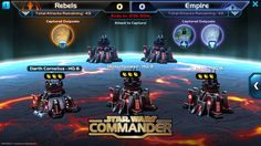 Squad Wars Come To Star Wars: Commander