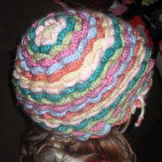 Bloom Hat, Free Crochet Pattern, Jessie At Home