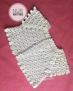 Crochet Vest Pattern Knit Crochet Crochet Patterns Crochet Baby Booties Baby Girl Crochet Crochet For Kids Baby Knitting Hand Embroidery Baby Dress Duplicate from picture no pattern Beris Agnew's media statistics and analytics This model is a cardigan tha Crochet Lace Collar, Crochet Yoke, Crochet Vest Pattern, Baby Girl Crochet, Crochet Baby Booties, Easy Crochet Patterns, Crochet For Kids, Knitting Patterns, Crocheted Lace