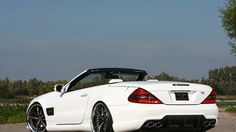 Mercedes-Benz SL (R230) by PP Exclusive #mbhess #mbcars #mbtuning #PPExclusive