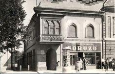 Magyar Nemzeti Digitális Archívum • Pápa Lábasház Street View