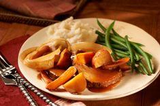 Slow-cooker -Make-Ahead Java Joe Pot Roast recipe