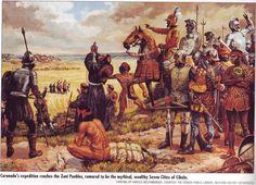 Image result for Coronado vs indians