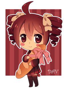 Chibi Teto by DAV-19.deviantart.com on @deviantART