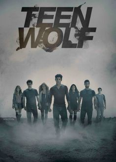 Image result for teen wolf poster