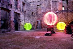 Orb Painting by Clodders, via Flickr